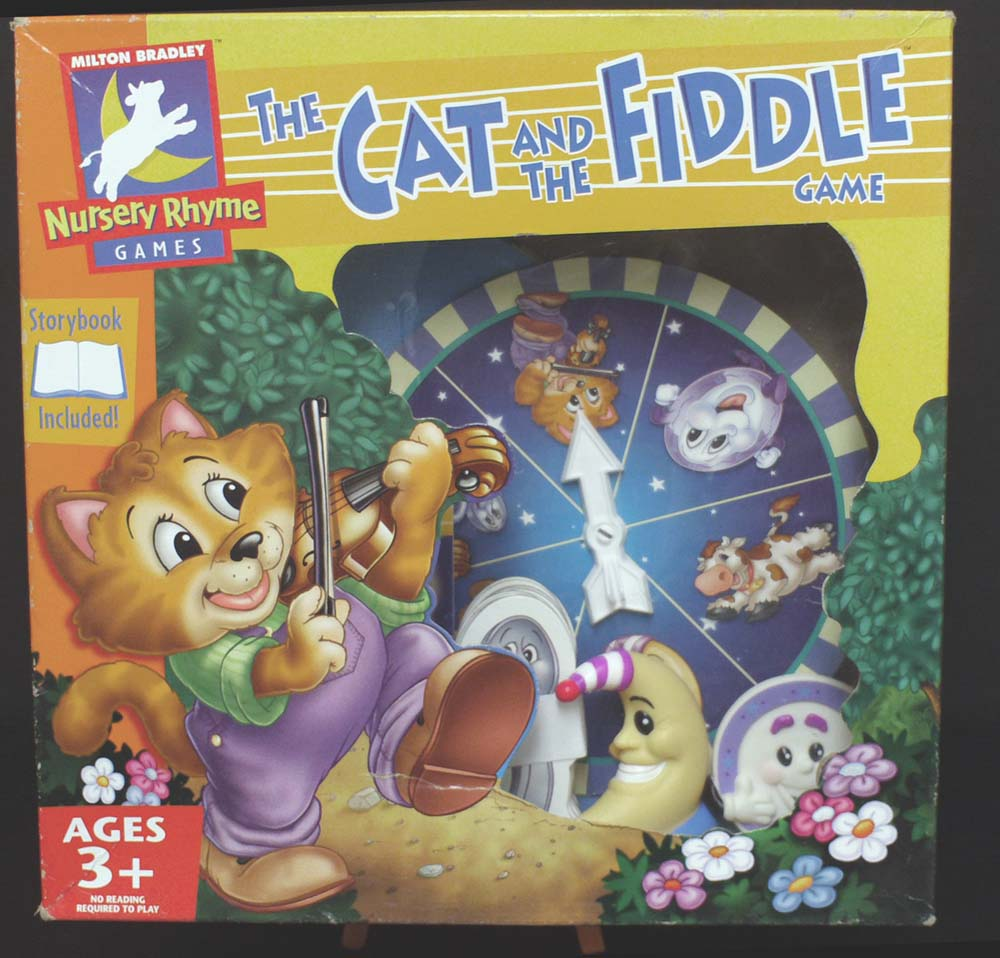 The Cat and the Fiddle Game <cover>