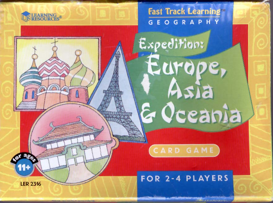 Expedition: Europe, Asia & Oceania