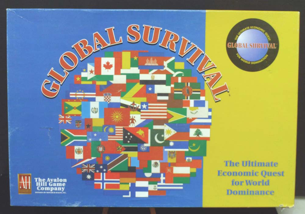 Global Survival Front Cover