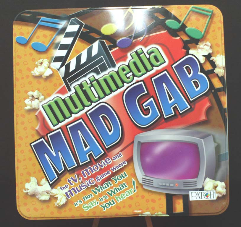 Multi Media Mad Gab