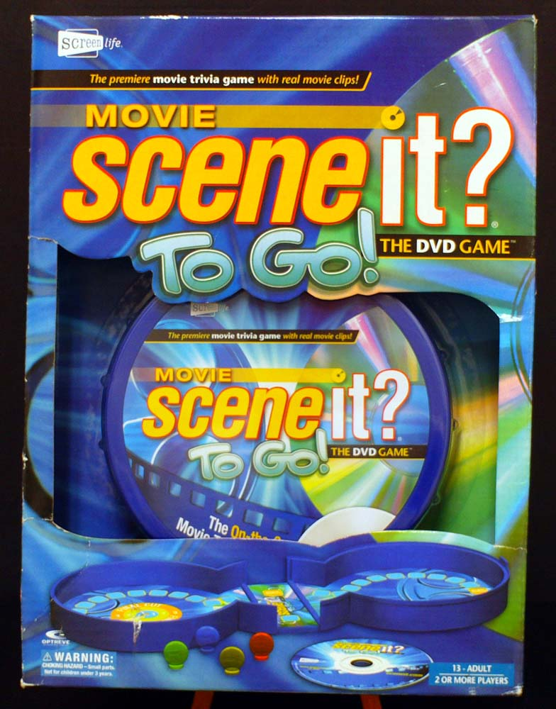 Scene it? To Go