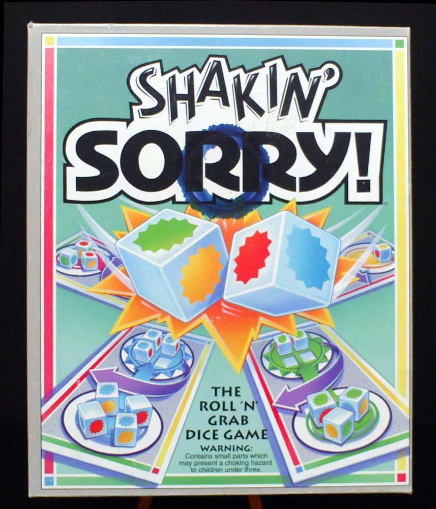 Shakin Sorry