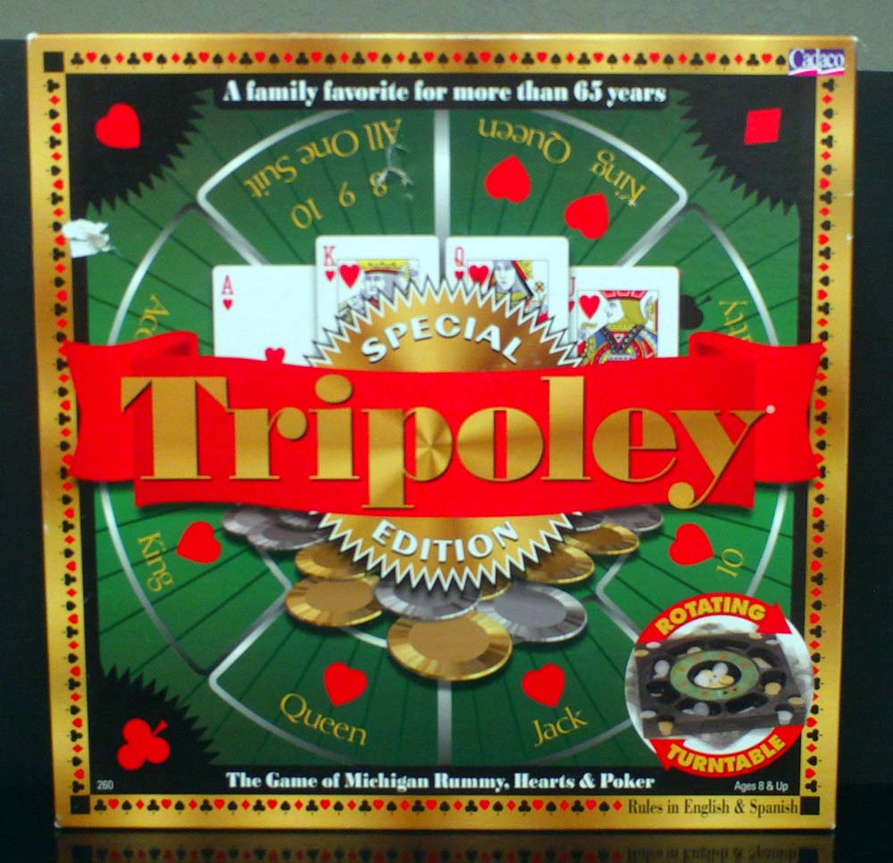 Tripoley <front>