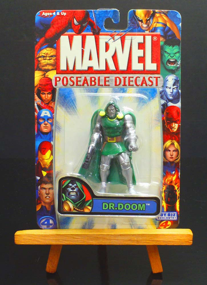 Marvel Dr. Doom <front>