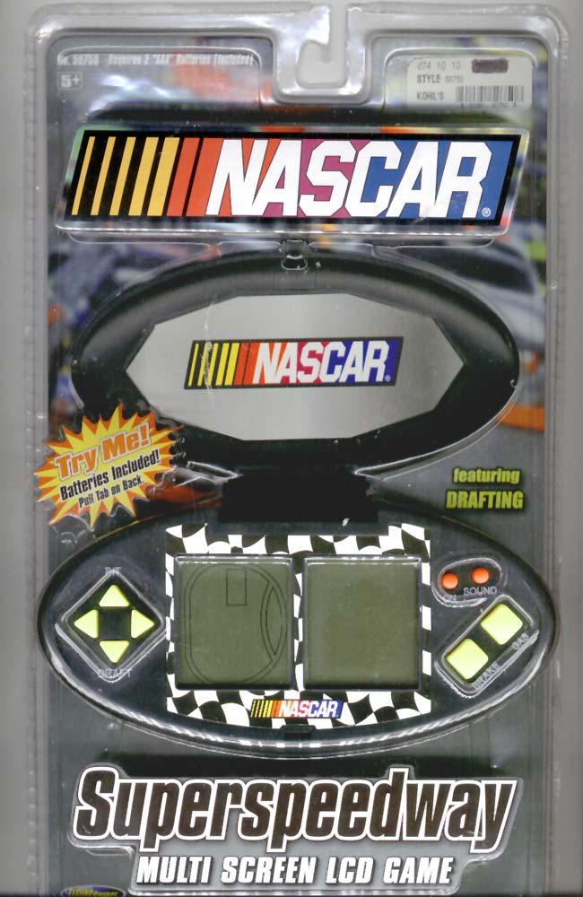 NASCAR Superspeedway <front>