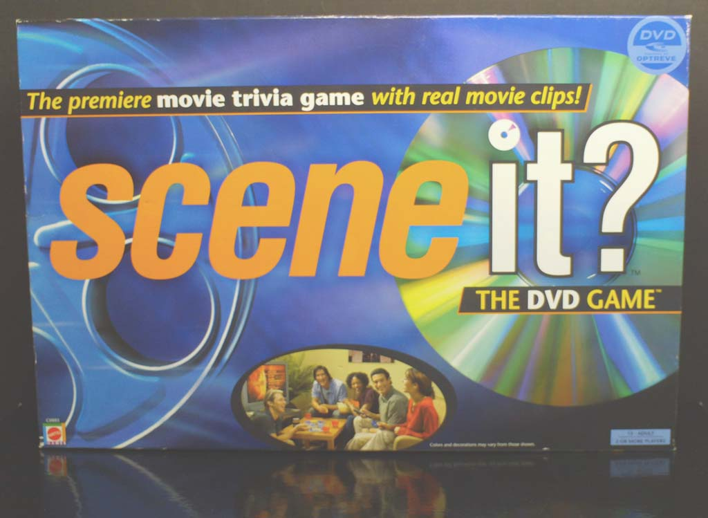 Scene it? Movie DVD Game