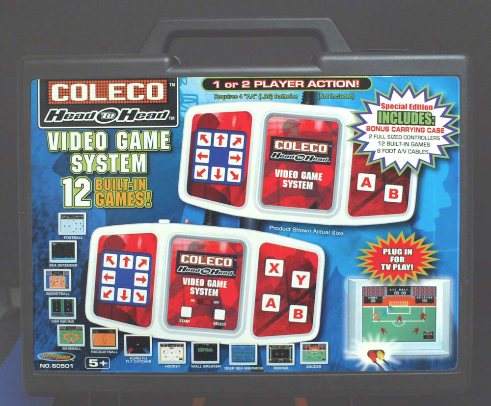 Coleco video game system <front>