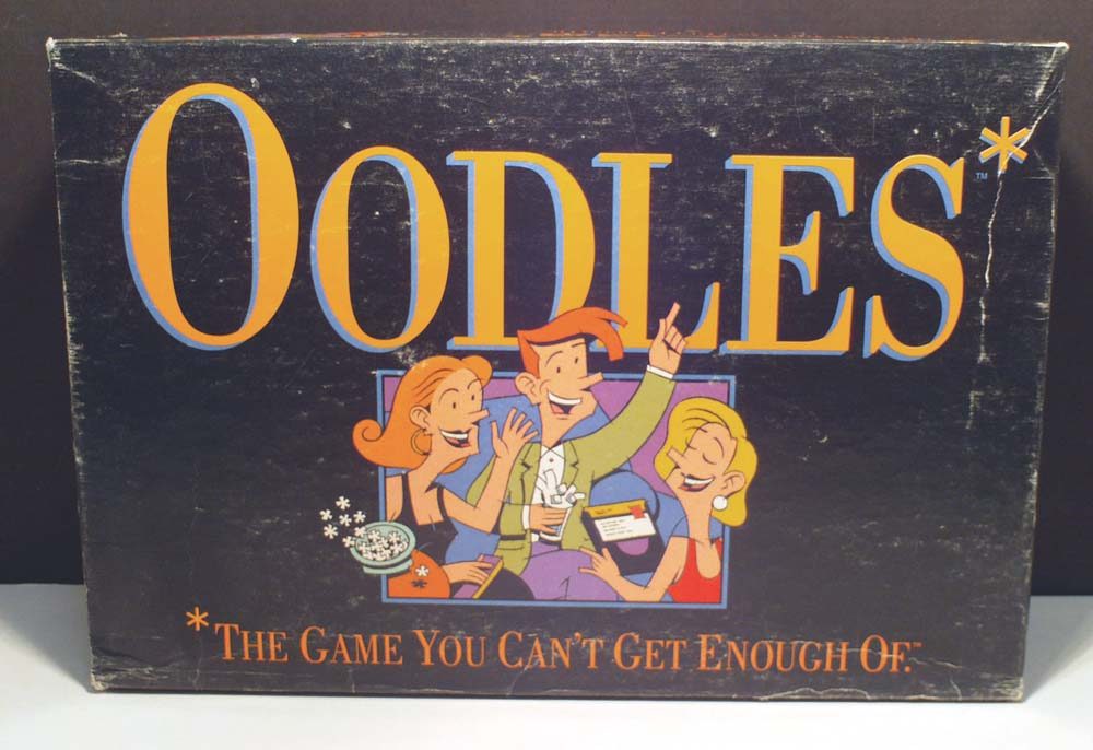 Oodles game cover