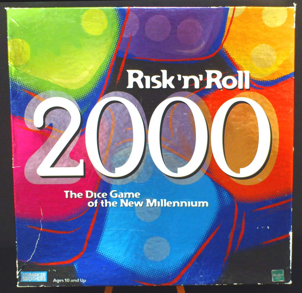 Risk 'n' Roll 2000 <cover>