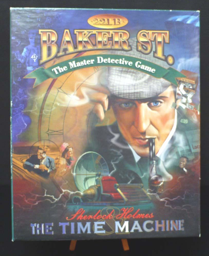 221b Baker Street Game Answers 221 b Baker Street 221b