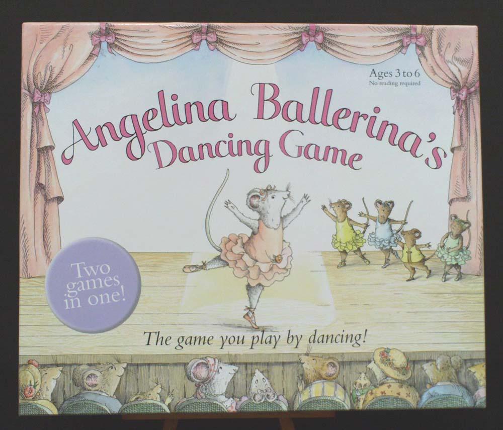 angelina Ballerina's