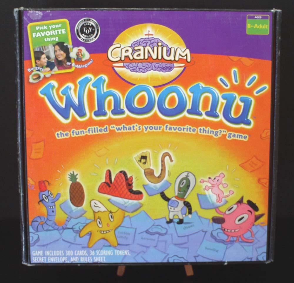 Cranium Games Ezaks Toy Hobby