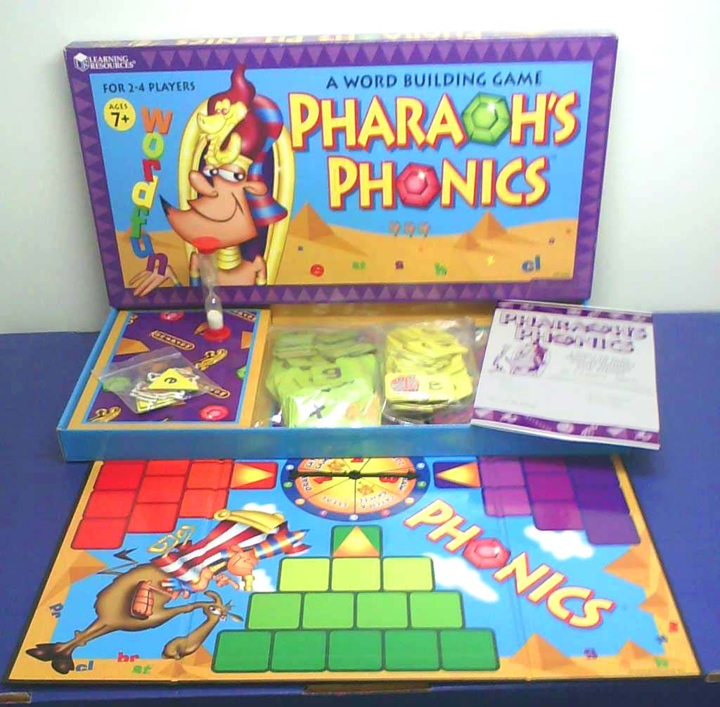 PHARAOH'S PHONICS