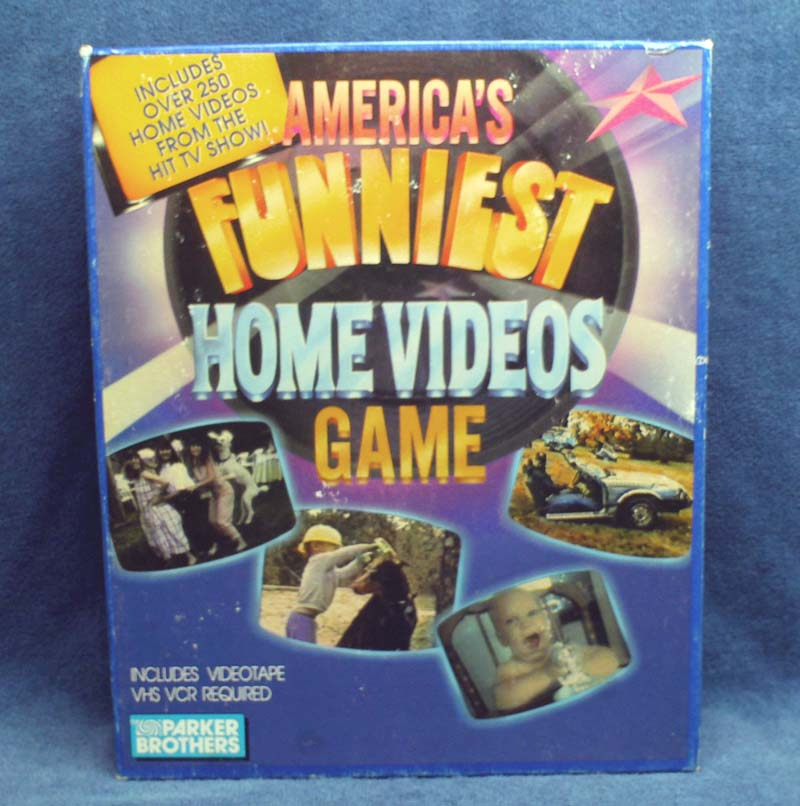 America's Funniest Home Videos Game <cover>