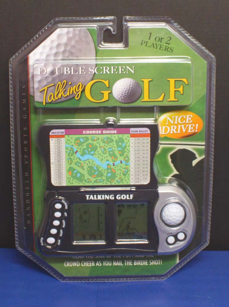 Double Screen Golf <front>