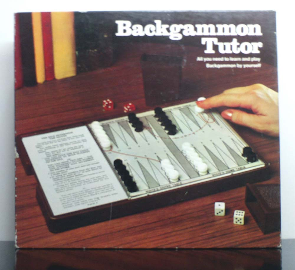 Backgammon Tutor