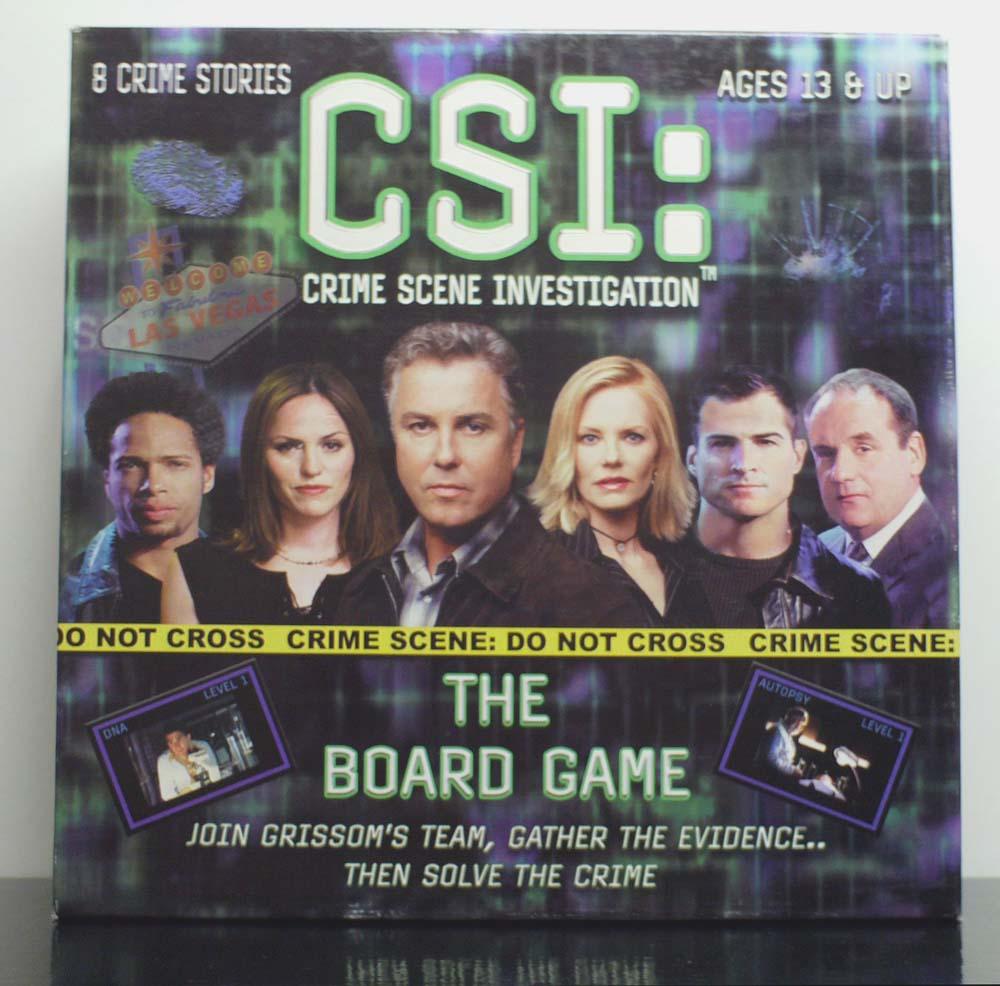 CSI: Game