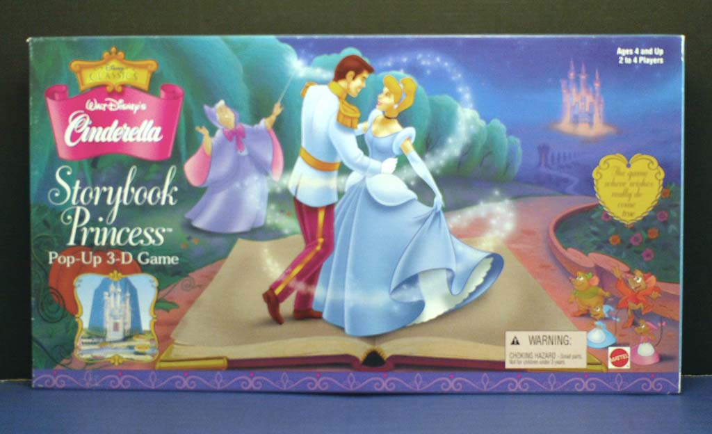 Cinderella Storybook Princess