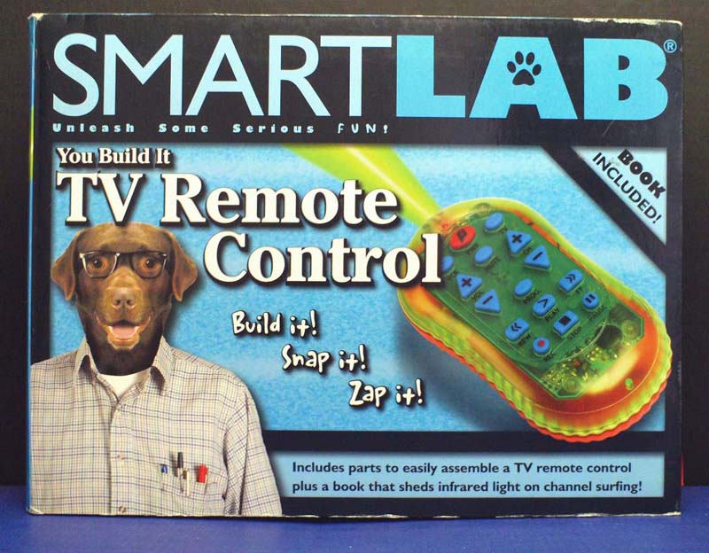 SmartLab tv remote